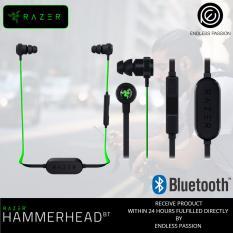Buy Razer Hammerhead Bluetooth Wireless Headphones In Line Remote Mic Cheap Singapore