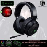 Razer Kraken 7 1 Chroma V2 Usb Gaming Headset Oval Ear Cushions Free Shipping