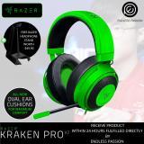 Purchase Razer Kraken Pro V2 Analog Gaming Headset Oval Ear Cushions With Free Razer Headphone Stand