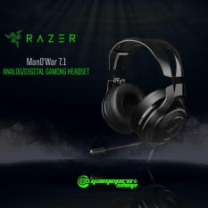 Shop For Razer Mano War 7 1 Gss Promo