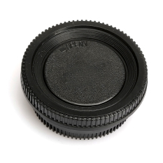 Rear Lens Cap Cover Body Cap For All Nikon Af Af-S Dslr Slr Lens Dust Camera By Crystalawaking.