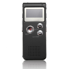 Get The Best Price For Rechargeable 8Gb Digital Voice Recorder Audio Dictaphone Mp3 Player Black