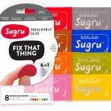 Compare Price Sugru 8 Colours Sclr8 Sugru On Singapore