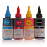 Review Refill Ink 100 Ml Set Of 4 Cmyk Oem