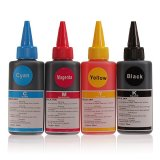 Best Offer Refill Ink 100 Ml Set Of 4 Cmyk