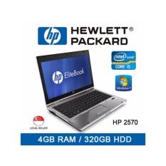How To Get Refurbished Hp 2570 Laptop 12 5 Inch Intel I5 4Gb Ram 320Gb Hdd Euro Keyboard Window 7 1Mth Warranty