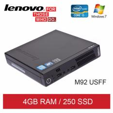 Buy Cheap Refurbished Lenovo M92P Usff I5 4Gb Ram 250Gb Hdd Windows 7 1Mth Warranty