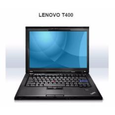 Refurbished Lenovo T400 2Gb Ram 160Gb Hdd Core 2 Duo Windows Vista Laptop Black Sale