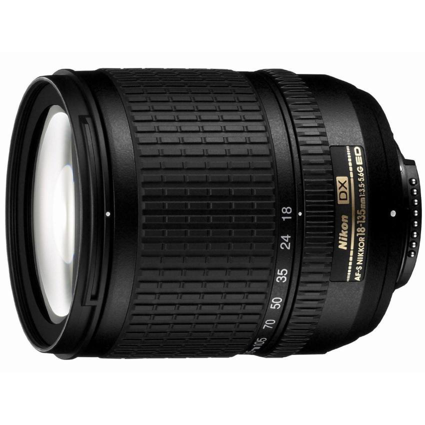 Refurbished Nikon 18 135Mm F 3 5 5 6G Ed If Af S Dx Zoom Nikkor Lens For Nikon Digital Slr Cameras Export For Sale Online