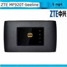 Refurbished Zte Mf920 Mf920T Beeline 4G 150Mbps Mifi Portable Hotspot Zte Cheap On Singapore