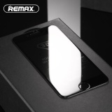 Deals For Remax 3Mm Anti Spy Privacy Tempered Glass Screen Shield Film For Iphone 7 Plus 5 5 Inch Black Intl