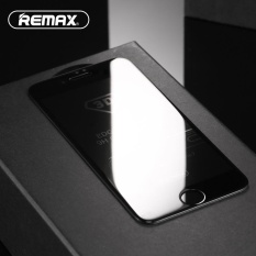 Buy Remax 3Mm Anti Spy Privacy Tempered Glass Screen Shield Film For Iphone 7 Plus 5 5 Inch Black Intl China