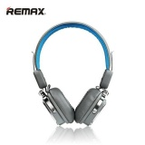 Best Price Remax Bluetooth V4 1 Wireless Stereo Foldable Handsfree Music Earphone For Universal Phone Rb 200Hb Intl