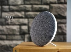 Buying Remax M9 Fabric Desktop Bluetooth 4 1 Speaker Grey Intl