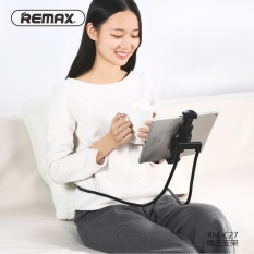 For Sale Remax Mobile Phone Holder 360 Degree Flexible Lazy Stand Can Neck Hanging Waist Hanging Intl