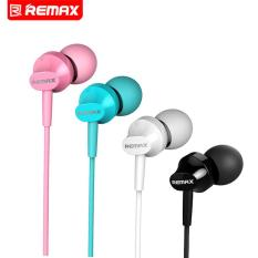 Best Remax Mobile Phone Mp3 Mp4 Pc3 5Mm Stereo Bass In Ear Earphones Intl