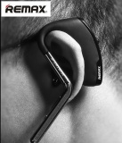 Remax Rb T5 Ear Hook Bluetooth Headset Wireless Stereo Earphone Music Headphone Bluetooth V4 1 Metal Body Hd Mic For Phones Intl Cheap