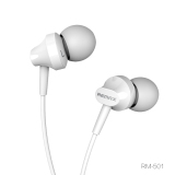 Price Comparisons Of Remax Rm 501 Earpiece Headphone Headset White For Iphone Samsung Xiaomi Sony