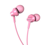 Best Rated Remax Rm 501 Earpiece Headset For Iphone Samsung Xiaomi Sony Pink