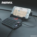 Buy Remax Universal Mobile Phone Car Phone Holder With Charger Usb Cable For Iphone For Samsung Adjustable Bracket Magnet Connector Intl Cheap China