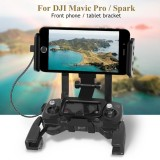 Discounted Remote Controller Phone Tablet Holder Mount Bracket For Dji Mavic Pro Spark Drone Intl