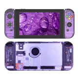 Wholesale Replacement Housing Shell Case Protective Full Set For Switch Joy Con Controller Through Purple Intl