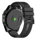 Discounted Replacement Silicagel Quick Install Band Strap For Garmin Fenix 5X Gps Watch Bk Intl