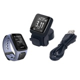 Low Price Replacement Usb Data And Charging Cardle Charger For Tomtom Spark Music Cardio Gps Watch