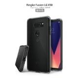 Deals For Ringke Fusion Tpu Frame Pc Back Cover Case For Lg V30 Intl