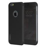 Best Offer Rock Tpu Flip Case Iphone 6 6S Black