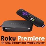 Roku Premiere Hd And 4K Uhd Streaming Media Player Intl Online