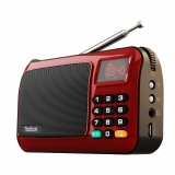 Price Comparisons For Rolton W405 Portable Mini Fm Radio Speaker Music Player Tf Card Usb For Pc Ipod Phone With Led Display Intl