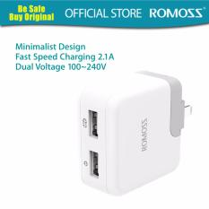 Where To Buy Romoss Icharger 12S Dual Voltage A C 100 240V Fast Charger