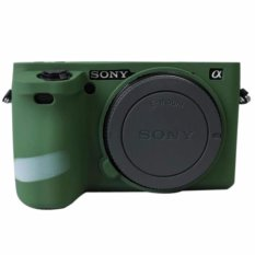 Sale Rubber Silicon Case Cover Protector For Alpha A6500 Ilce 6500 Camera Intl Oem Branded