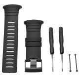 How To Get Rubber Watch Band Strap Replacement Tool For Suunto Core All Black Standard Intl