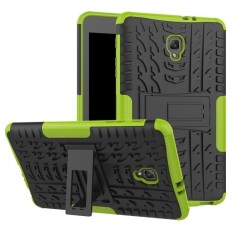 Rugged Heavy Duty Hard Back Case Cover With Kickstand For Samsung Galaxy Tab A 8 2017 T380 T385 Samsung Tab A2 S 2017 Intl For Sale