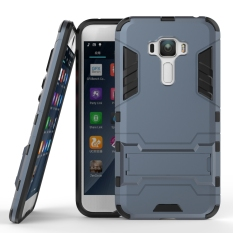 Ruilean Hybrid Armor Dual Layer Shockproof Stand Case Cover For Asus Zenfone 3 Ze552Kl 5 5 Sapphire Shop