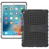 Where Can You Buy Ruilean Hybrid Armor Tough Rugged Tpu Pc Dual Layer Kickstand Case For Ipad Pro 9 7 Black
