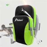 Running Arm Band Diamond Oxford Cloth Sports Armband With Keyholder For Iphone 6 Plus 6S Plus Galaxy S6 S5 Note 4 Bundlewith Intl Shopping