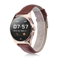 Coupon Rwatch R11 Smart Watch Infrared Remote Controller Heart Rate Calls Sms Sedentary Reminder Bt Music Pedometer Sleep Monitor For Android Ios Intl
