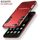 Rzants For A57 Armor Series Shockproof Kickstand Hard Back Cover Case For Oppo A57 Intl Best Buy