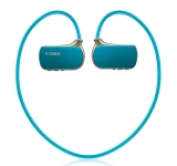 Where To Shop For S02 4Gb Wireless Portable Walkman With Mini Sports Headphones Design Mp3 Player For Runners Blue Export Intl