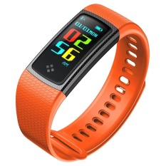 Discounted S9 Wristband Heart Rate Blood Pressure Monitor Bluetooth Smart Watch Ip67 Water Proof Fitness Tracker For Android And Ios Phone Intl