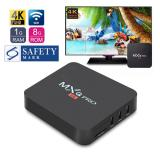 Discount Mxq Pro S905X Chip Android 6 1Gb Ram 8Gb Rom Android Tv Box Tv Box