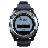 S928 Heart Rate Monitor Smart Watch With Gps Tracker Air Pressure Monitor Phone Call Reminder Sport Watch Phone For Android Ios Intl Lowest Price