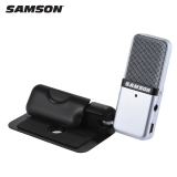 Compare Samson Go Mic Mini Portable Recording Condenser Microphone Clip On Design With Usb Cable Carrying Case For Computer Notebook Tablet Pc Outdoorfree Intl