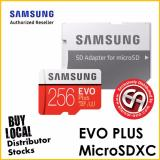 Buy Cheap Samsung 256Gb Evo Plus Microsd Card 100 Mb S Sd Adapter