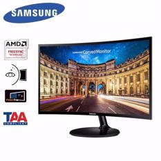 Samsung c27f390FHE 27 Curved Monitor / 1920x1080 / 1ms / 350cd/m2 / 3;000:1 DP/HDMI x2 (C27F390FHE)