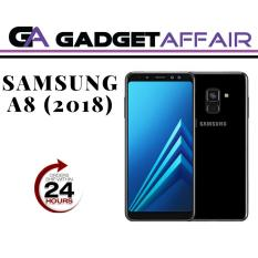 Review Samsung A8 2018 Local Set On Singapore