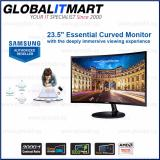 Cheap Samsung C24F390F 23 5 Curved Full Hd Led Monitor